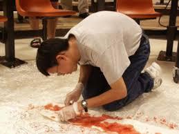 Forensic Serology People Lie Blood Evidence Doesnt