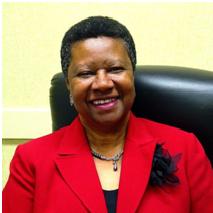 Dr. Evelyn Ford Crayton