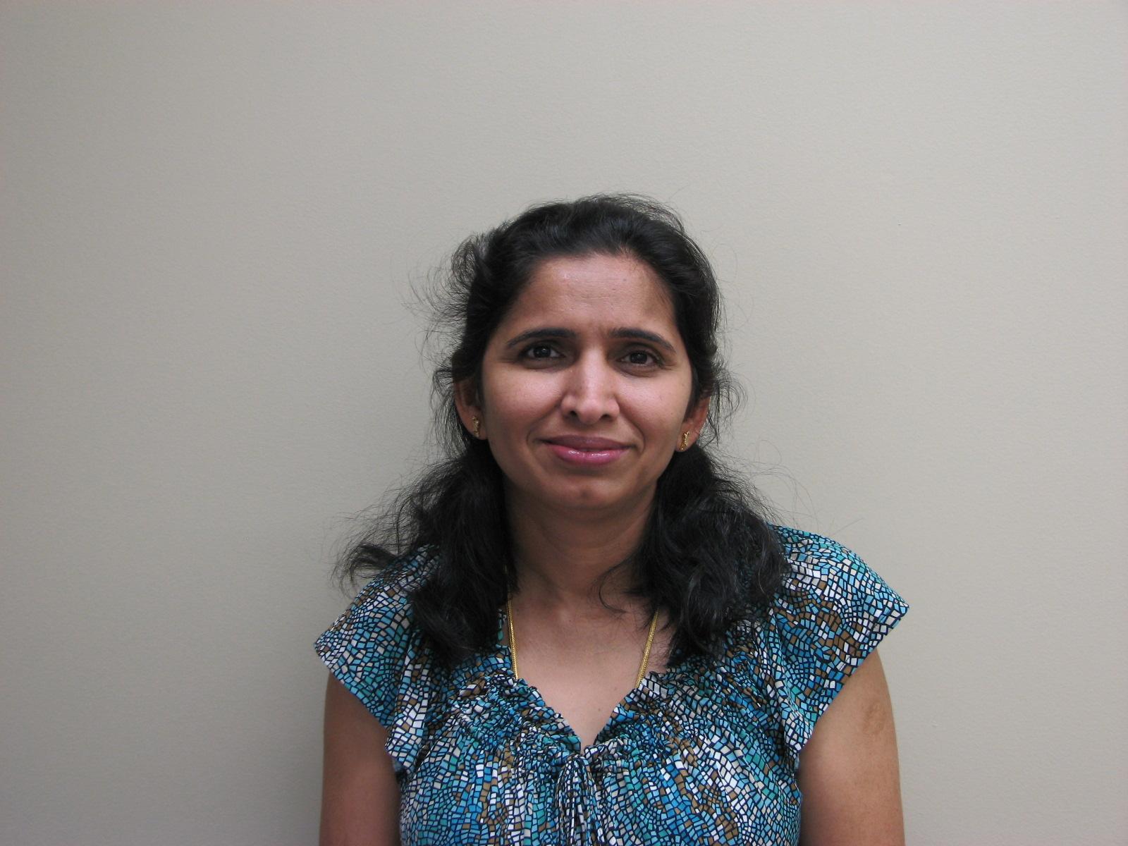 Dr. Geetha Thangiah